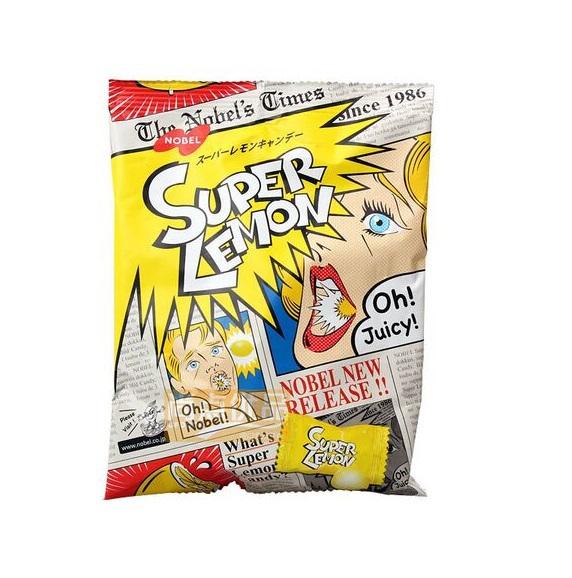 Конфеты Nobel Super Lemon