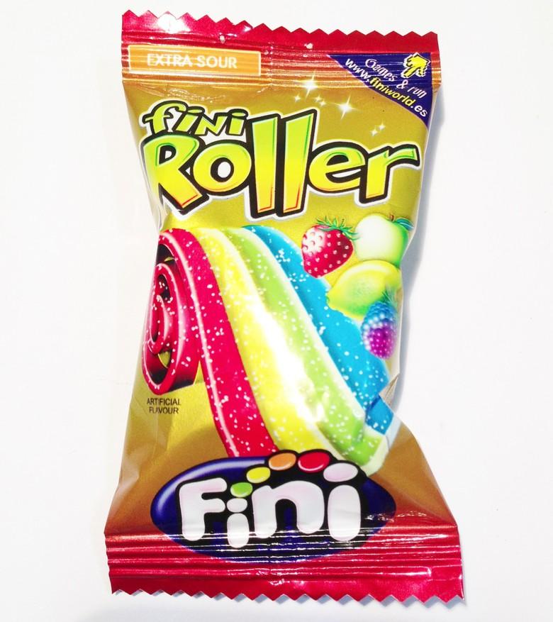 Мармеладная лента Fini Роллер фруктовая