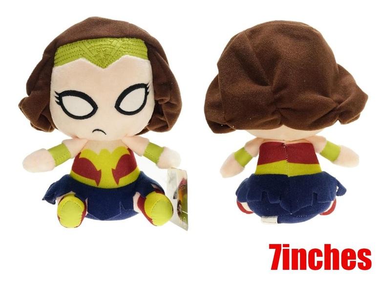 Мягкая игрушка Чудо-женщина/Wonder Woman