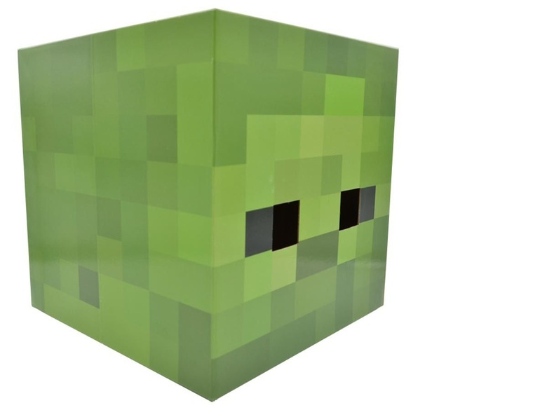 Маска Minecraft (2)