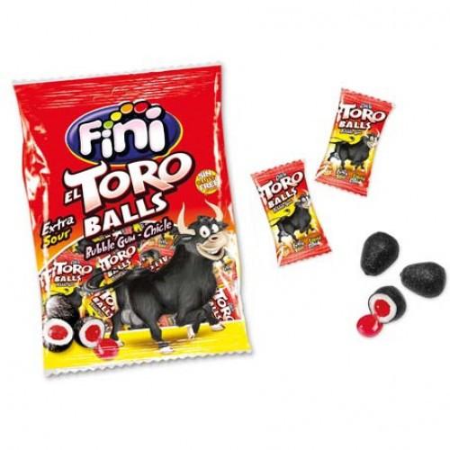 """Жевательная резинка """"Fini"""", el Toro balls, 80 гр."""