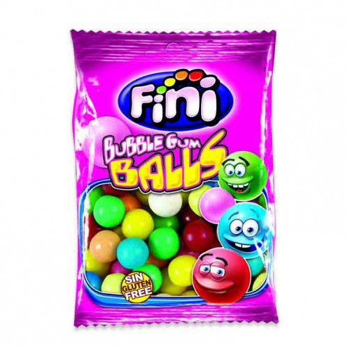 """Жевательная резинка """"Fini"""", мячики мини"""