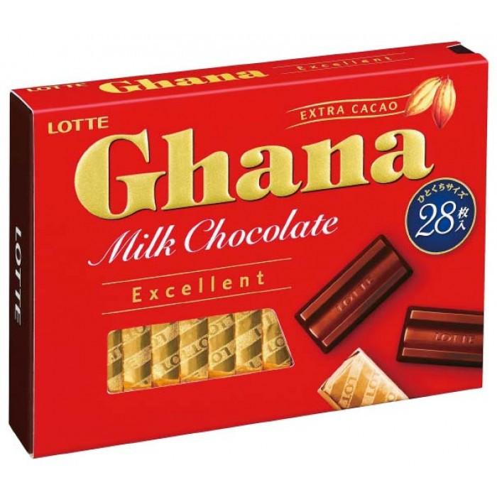 "Молочный шоколад ""Ghana Milk Excellent"""