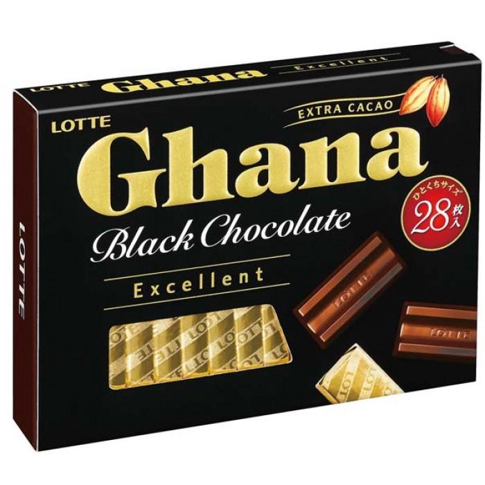 "Черный шоколад ""Ghana Black Exellent"""