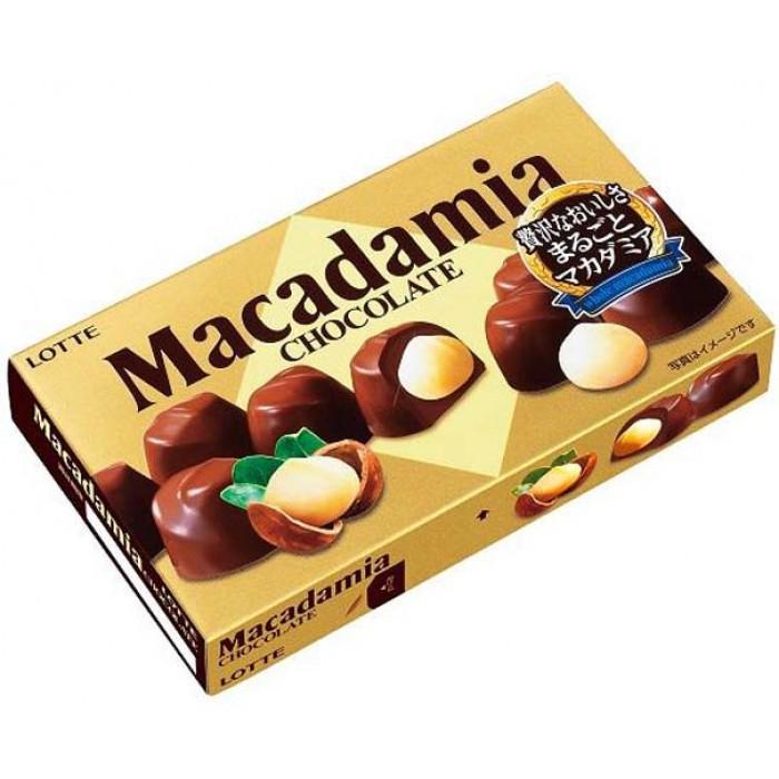 "Молочный шоколад ""Macadamia Chocolate"", с орехом мокадамия"