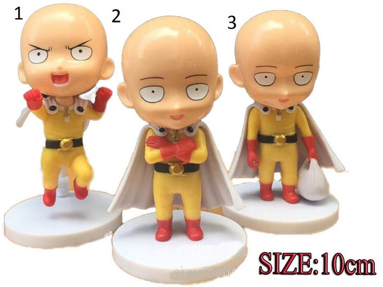 Фигурка Ванпанчмен/One Punch Man