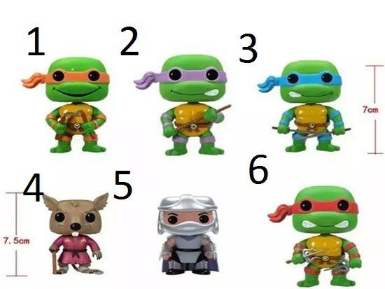 Фигурка Черепашки-Ниндзя / Teenage Mutant Ninja Turtles