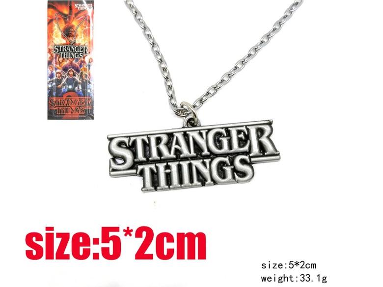 Кулон Очень странные дела/Stranger Things