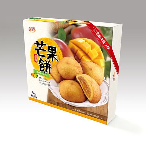 Печенье-моти, со вкусом манго