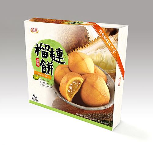 Печенье-моти, со вкусом дуриана
