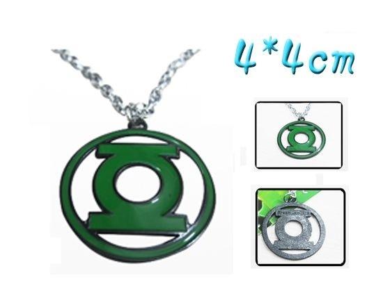 Кулон Зеленый фонарь/The Green Lantern