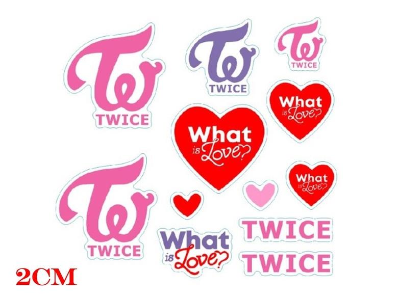Наклейка Twice