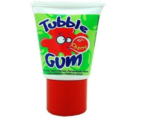 Жидкая жвачка Tubble Gum, со вкусом вишни
