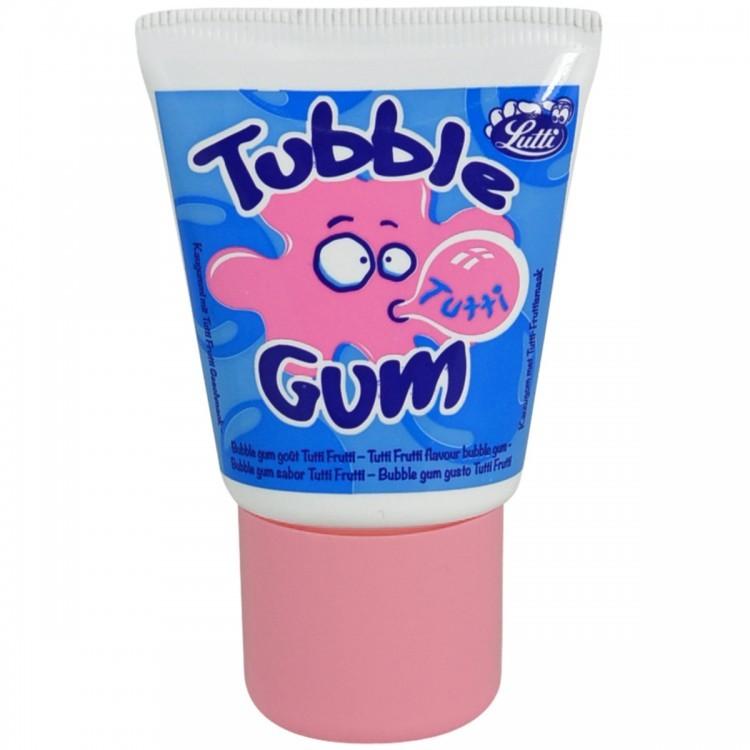 Жидкая жвачка Tubble Gum, со вкусом тутти фрутти