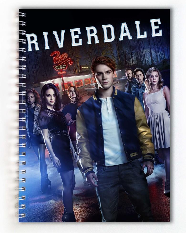 Тетрадь Ривердэйл/Riverdale (2)