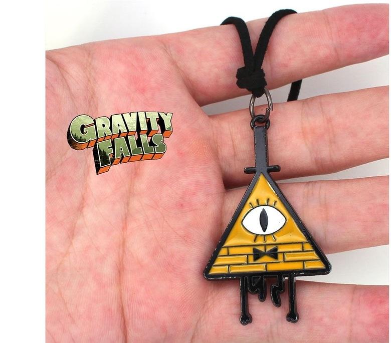 Кулон Гравити Фолз/Gravity Falls (3)