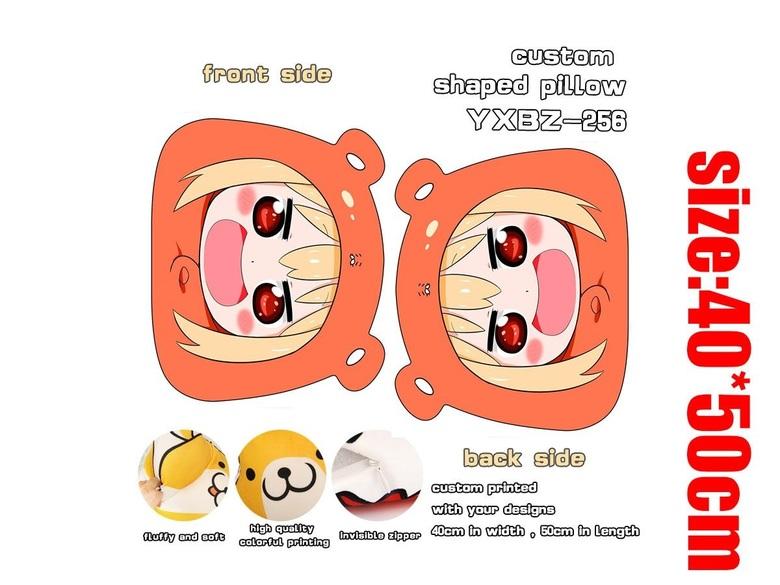 Подушка Двуличная сестрёнка Умару/Himouto! Umaru-chan