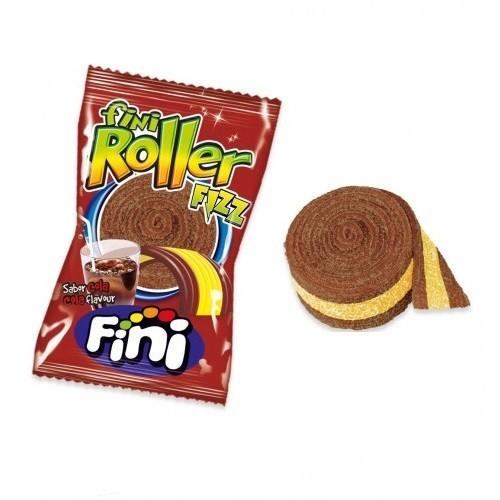 Сладости Жевательная конфета Fini Роллер со вкусом колы