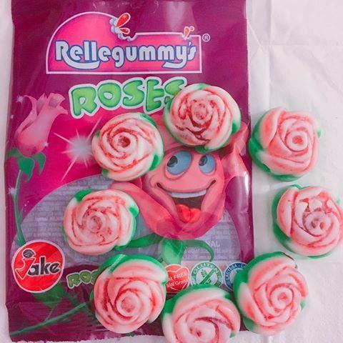 Жевательный мармелад Rellegummy Розы