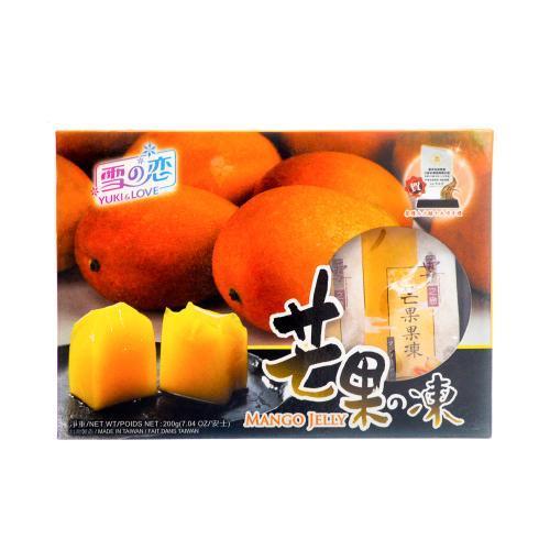 "Желе ""Yuki"" с манго"