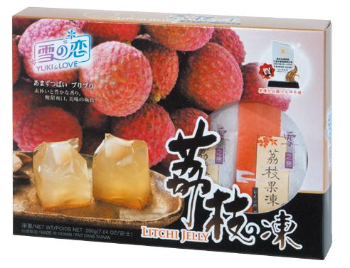 """Желе """"Yuki"""" с соком личи (срок годности до 30.06)"""