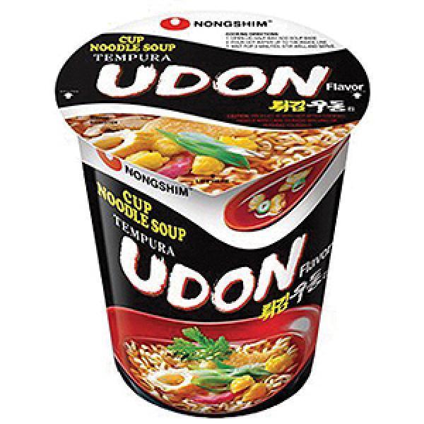 """Лапша быстрого приготовления Nongshim с темпурой """"Udon Cup"""""""