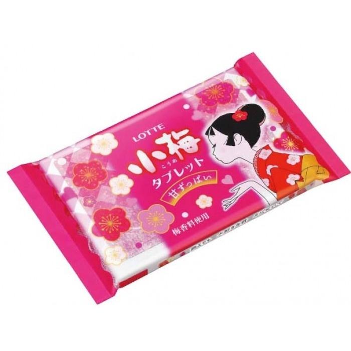 """Конфета со вкусом японской сливы """"Koume Tablet"""""""