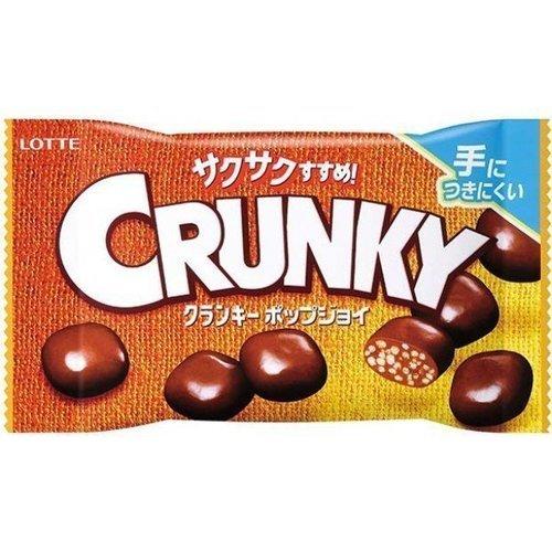 """Хрустящие шоколадные шарики """"Crunky Pop Joy"""""""