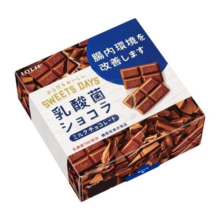 "Горький шоколад с бифидобактериями ""Lactic Acid Bacterium"""