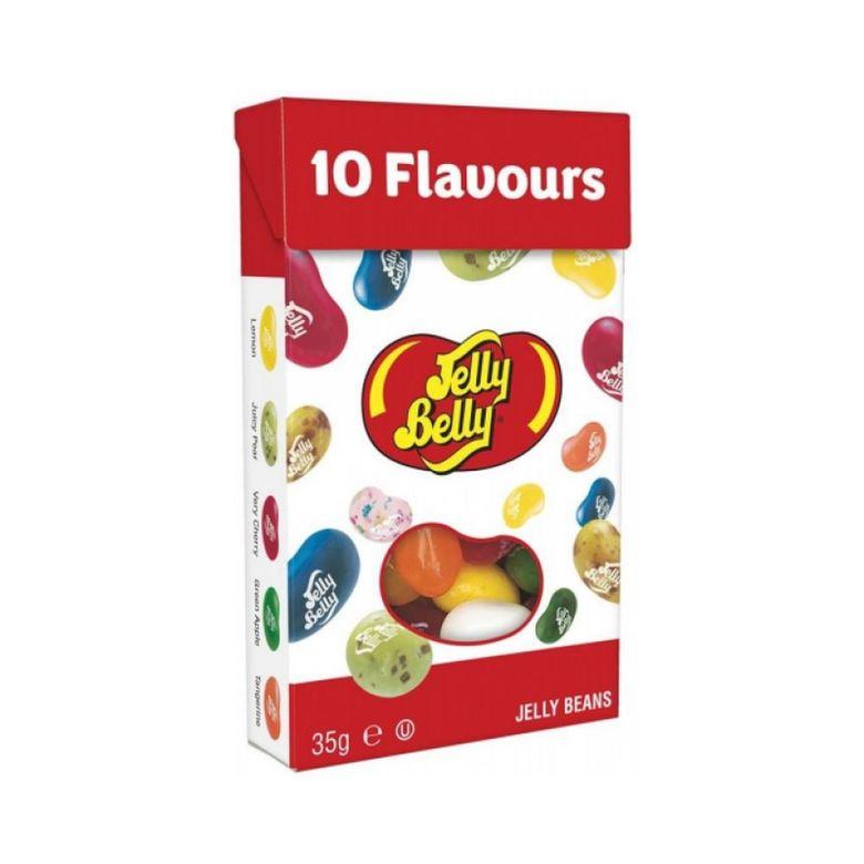 "Jelly Belly Конфеты Jelly Belly ""10 вкусов"" в коробочке"