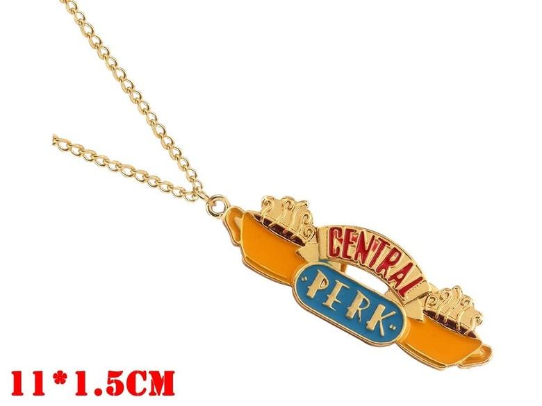Кулон Друзья/Friends Central Perk