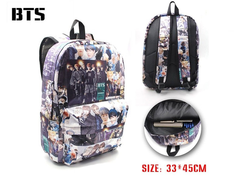 Рюкзак BTS (4)