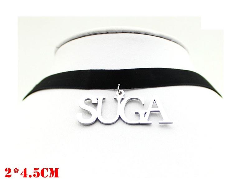 Кулон BTS (Suga)