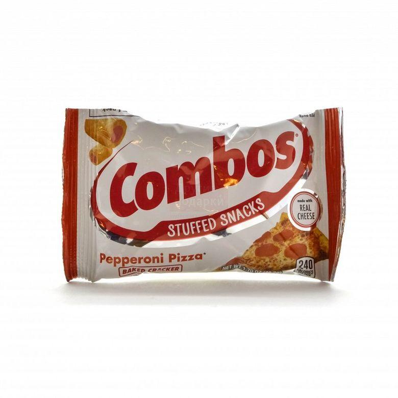 Запеченная закуска Combos со вкусом пиццы пепперони