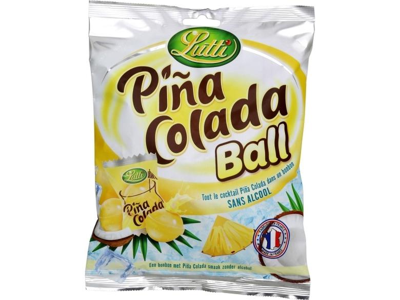 Конфеты Lutti Pina Colada Ball