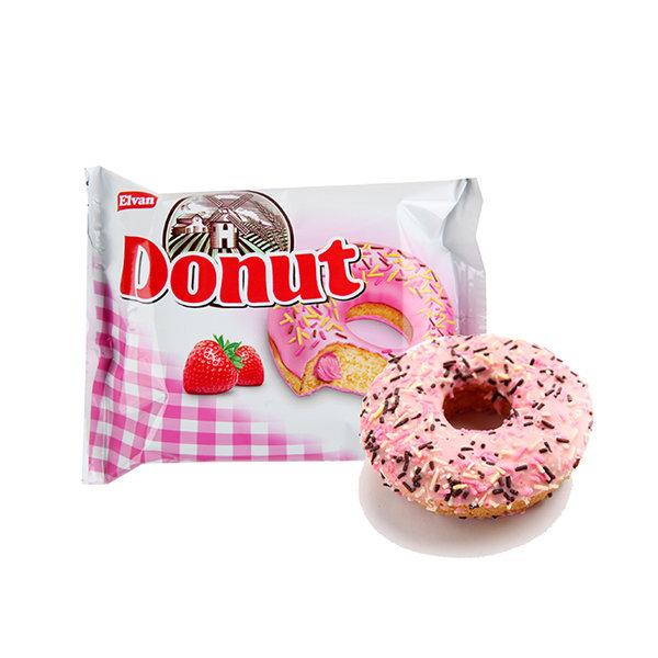 Пончик Today со вкусом клубники