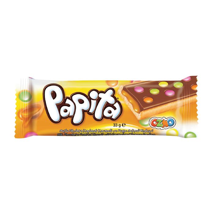 Печенье Papita с карамелью