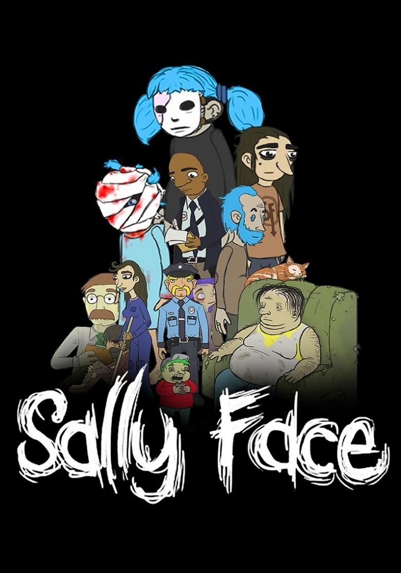 Тетрадь Sally Face (2)