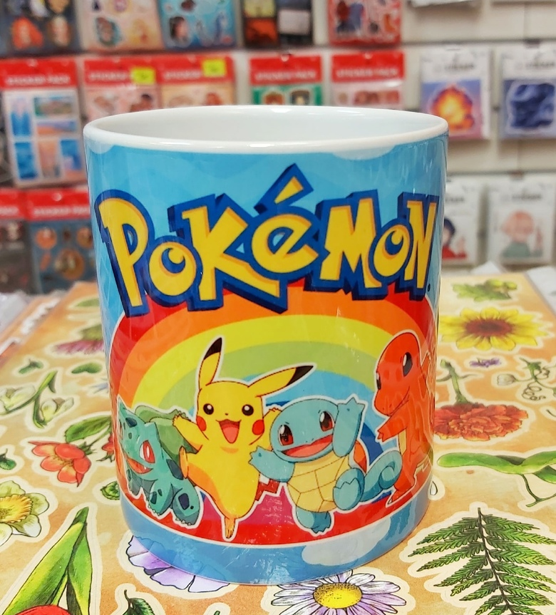 Кружка Покемон/Pokemon (2)