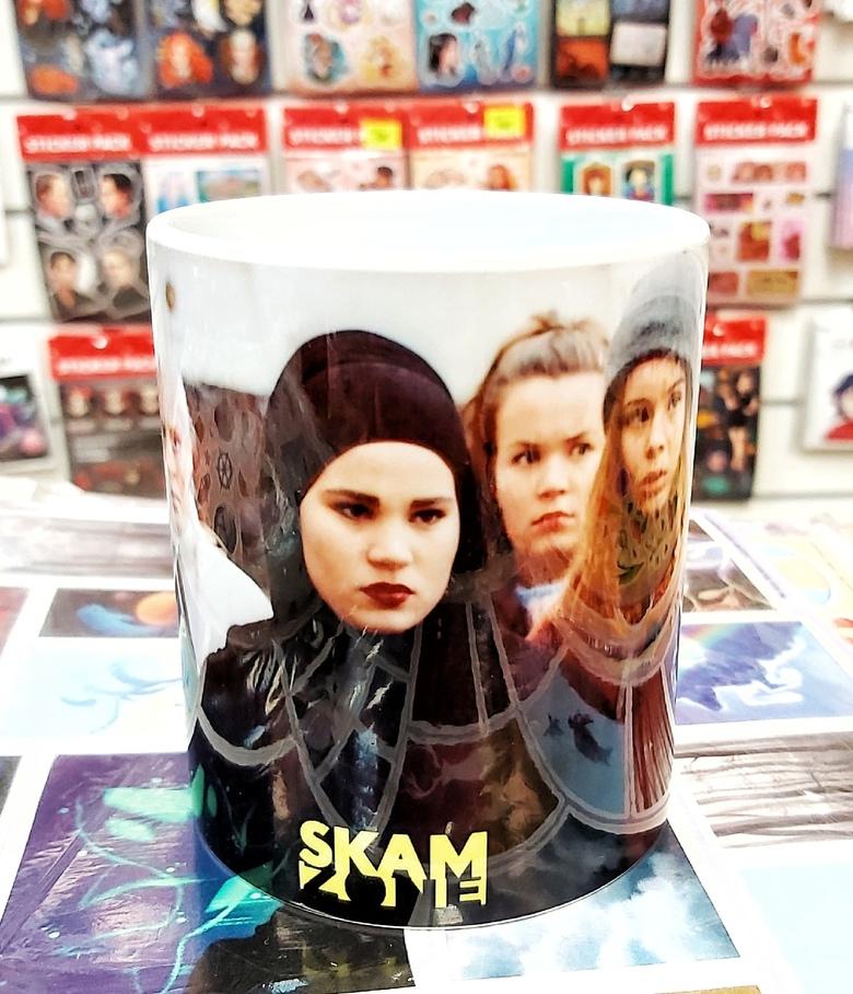Кружка Стыд/Skam