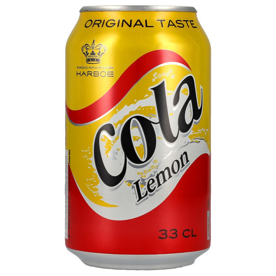 Cola Lemon