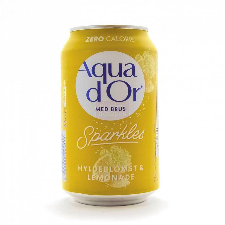 Лимонад из бузины Aqua dOr