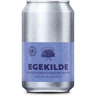 Напиток Egekilde со вкусом черники и граната
