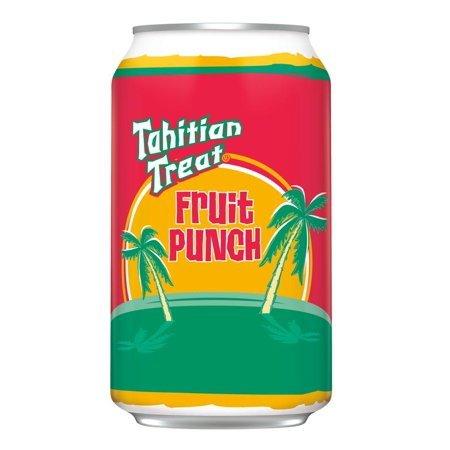 Лимонад фруктовый пунш-сода/Tahitian Treat Fruit Punch Soda