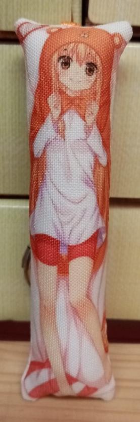 Мини-дакимакура Двуличная сестрёнка Умару/Himouto! Umaru-chan (Умару-чан) (2)