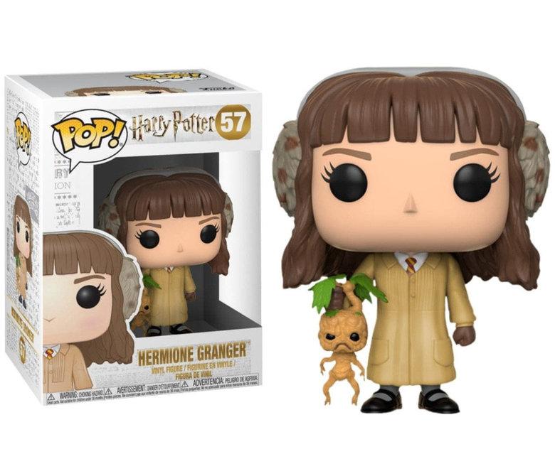 Фигурка Funko POP! Vinyl: Harry Potter S5: Hermione Granger (Herbology)