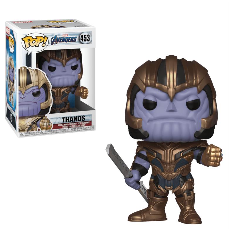 Фигурка Funko POP! Bobble: Marvel: Avengers Endgame: Thanos