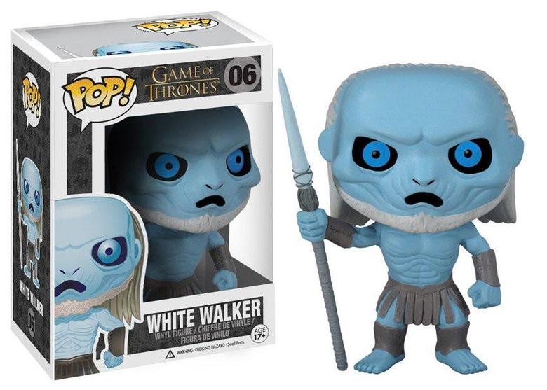 Фигурка Funko POP! Vinyl: Game of Thrones: White Walker