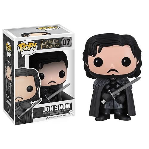 Фигурка Funko POP! Vinyl: Game of Thrones: Jon Snow