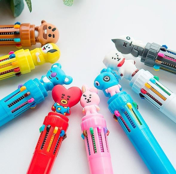 Ручка BTS/BT21 (10 стержней)